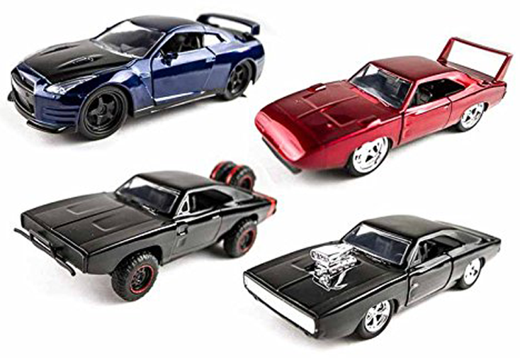 Fast And Furious 7 1 32 Diecast Car Movie Toy Collector