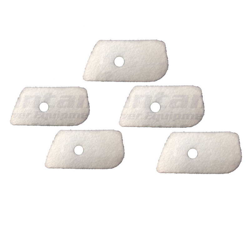 Husqvarna /& Craftsman Trimmer Replacement Air Box Filter # 5 Pack