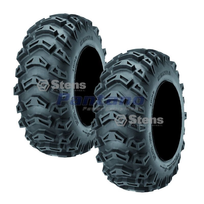 Set Of 2 Snow Mud Tire 16x6 50x 8 K478 2 Ply Replaces Mtd