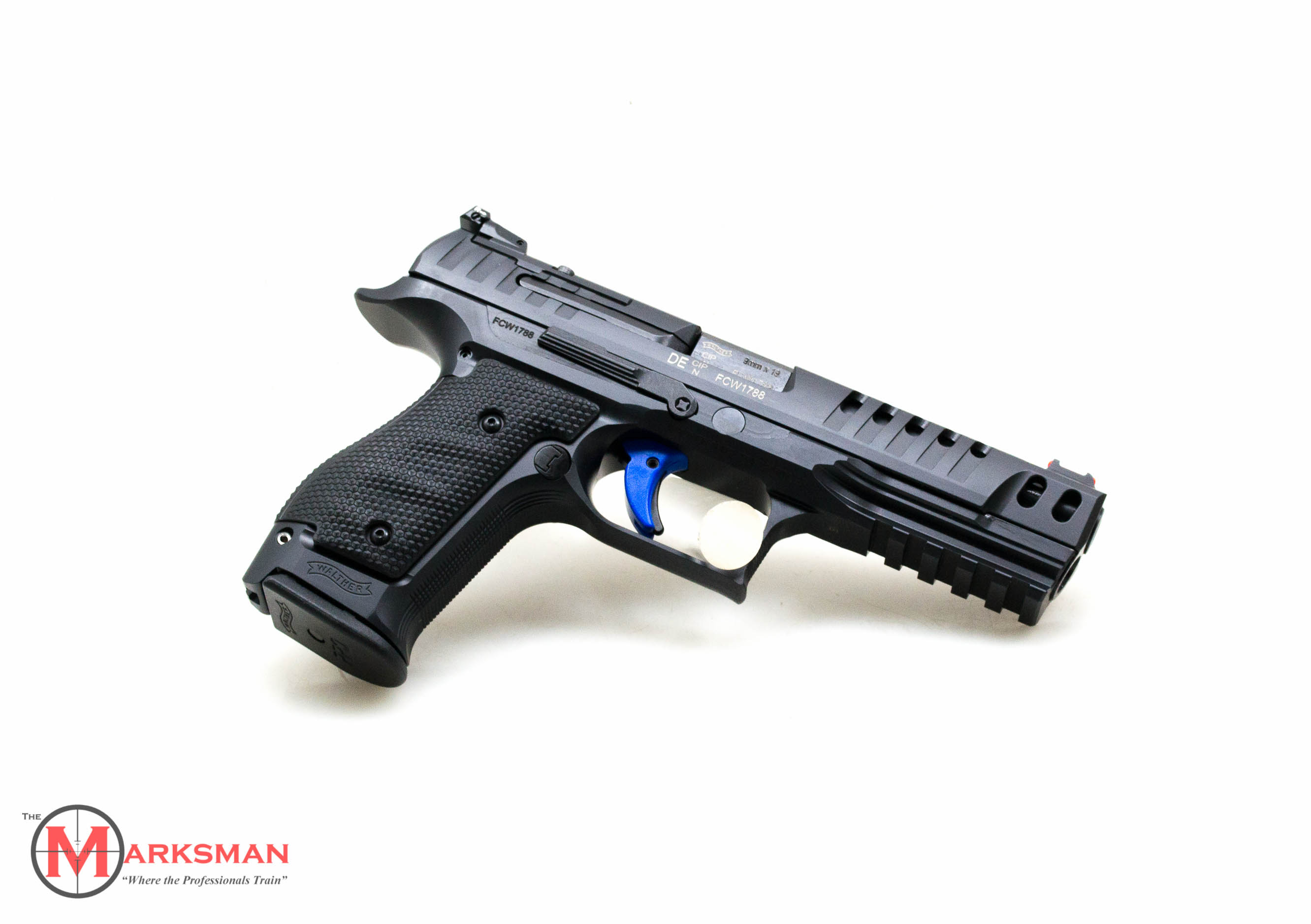 Walther Q5 Match Steel Frame 9mm NEW 2830001-img-1