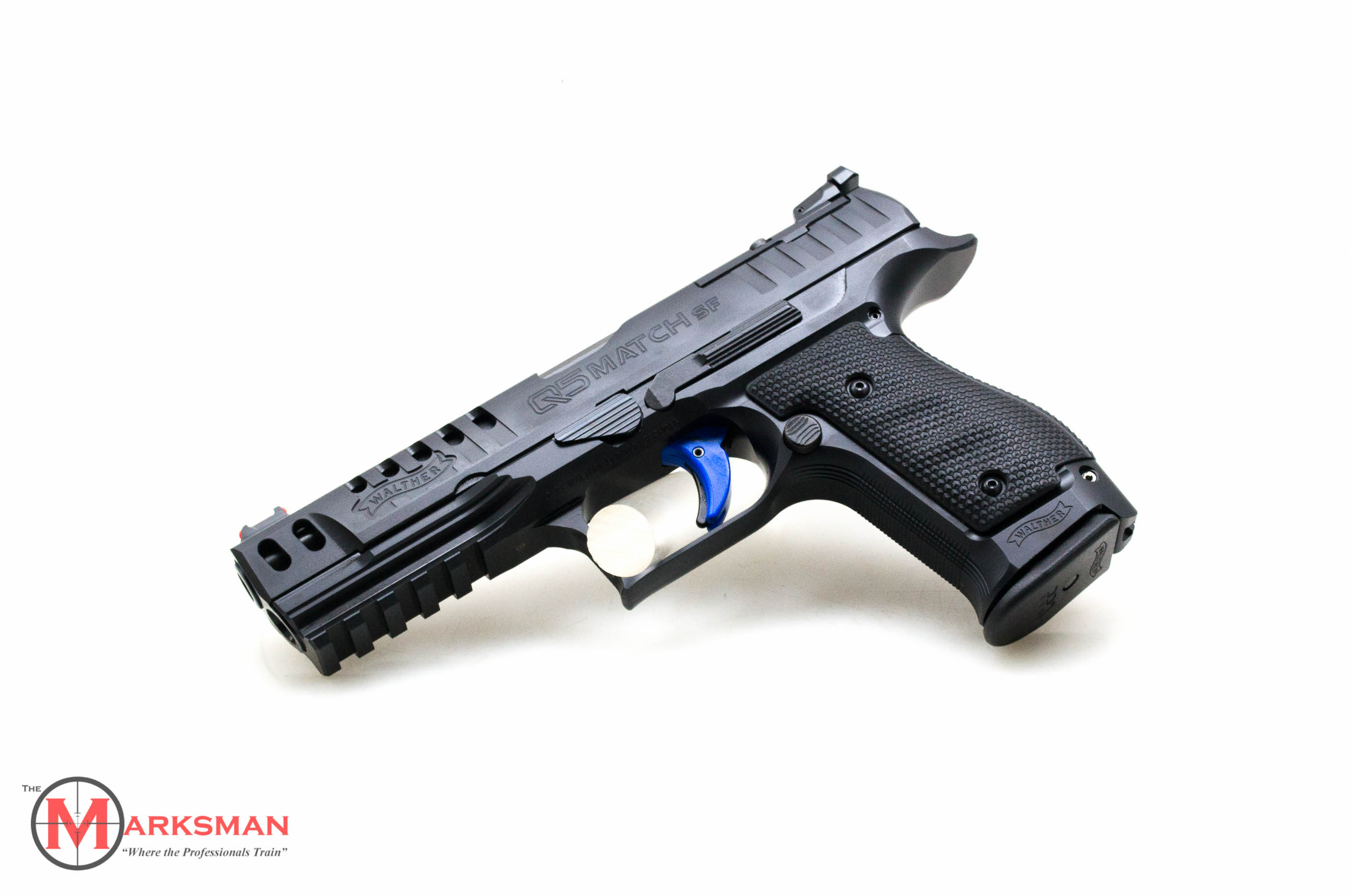 Walther Q5 Match Steel Frame 9mm NEW 2830001-img-0