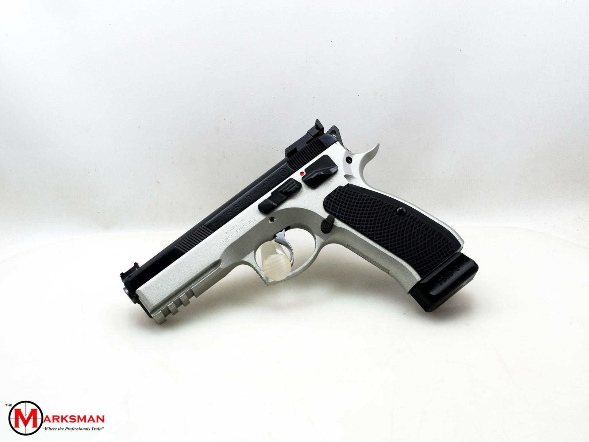 CZ 75 SP-01 Shadow Dual Tone, 9mm, CZ Custom Shop-img-0