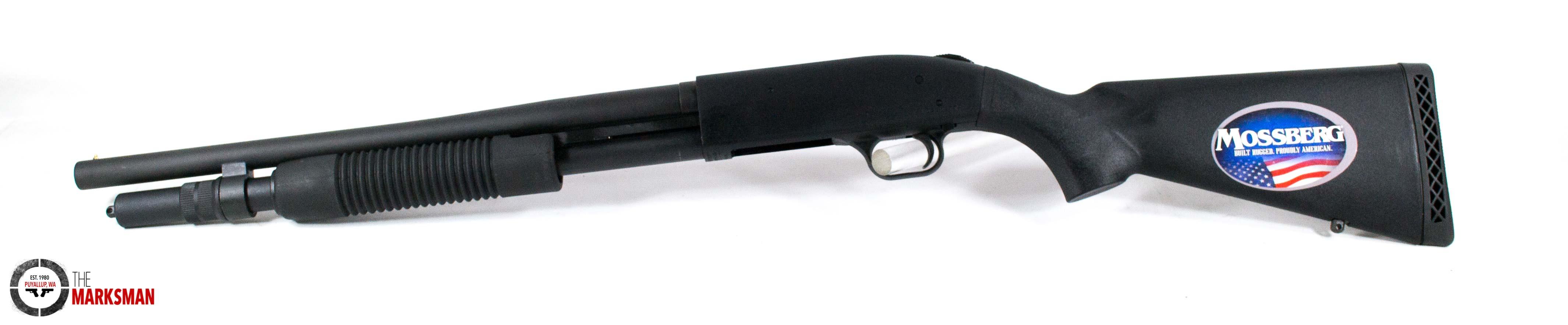 Mossberg 590 12 Gauge NEW 7 Shot 50778-img-0