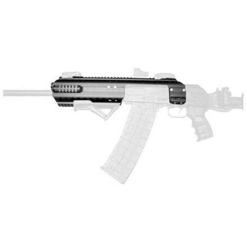 BLACK ACES TACTICAL SAIGA 12 TACTICAL RAIL CHASSIS - Other Shotgun