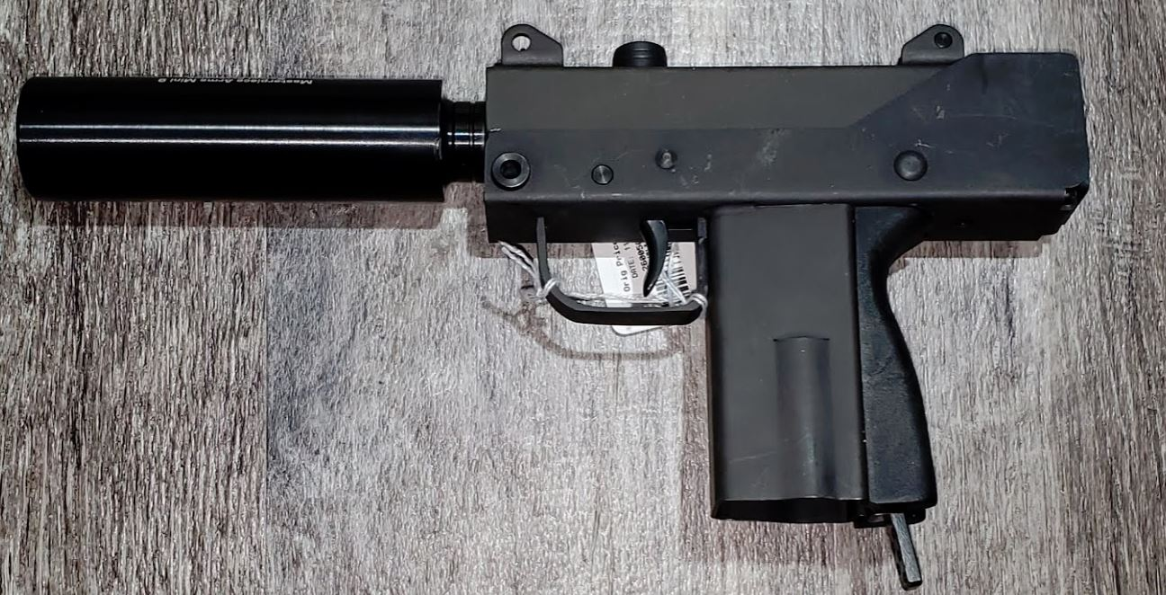 MASTERPIECE ARMS M9 9MM