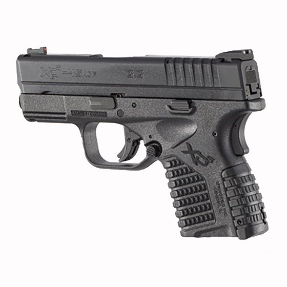Springfield armory xd s 45acp crimson trace laser semi for Springfield registry of motor vehicles