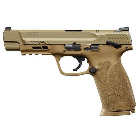 Smith & Wesson MP M2 9mm 5in FDE SALE-img-0