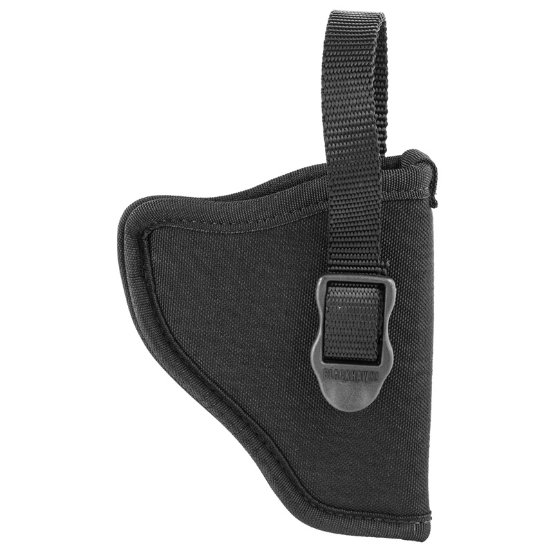 "Blackhawk Nylon Paddle Holster 2/""-3/""Barrel S//M Double Action Revolvers"