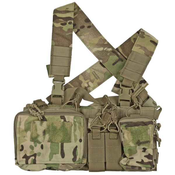 Haley Strategic D3cr Heavy Chest Rig  X Harness  Multicam