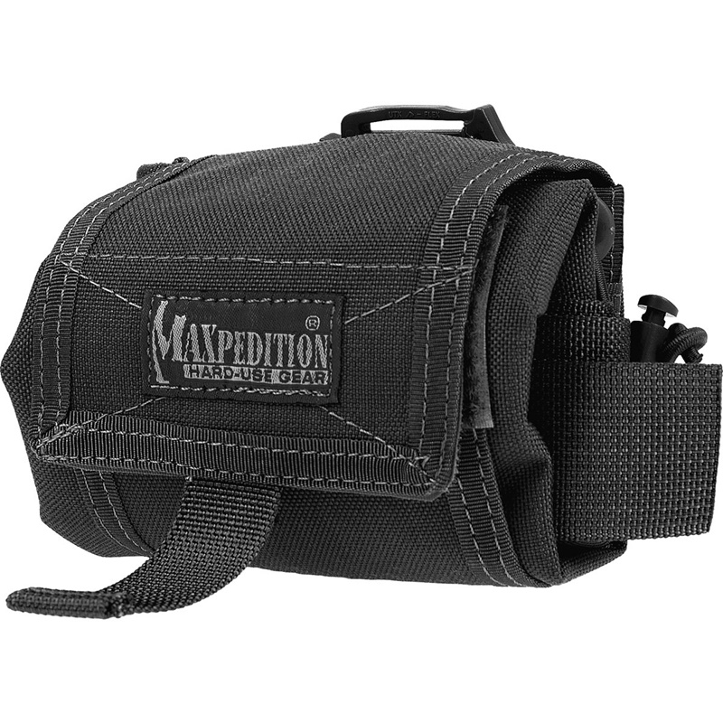 OD Green Maxpedition Mega Rollypoly Folding Dump Pouch