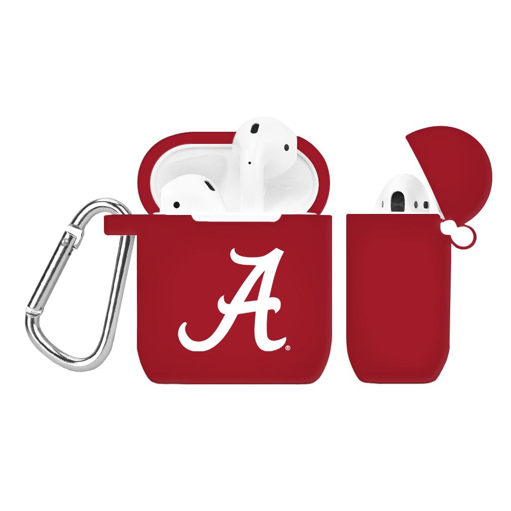 NCAA Alabama Crimson Tide Crimson AirPod Case