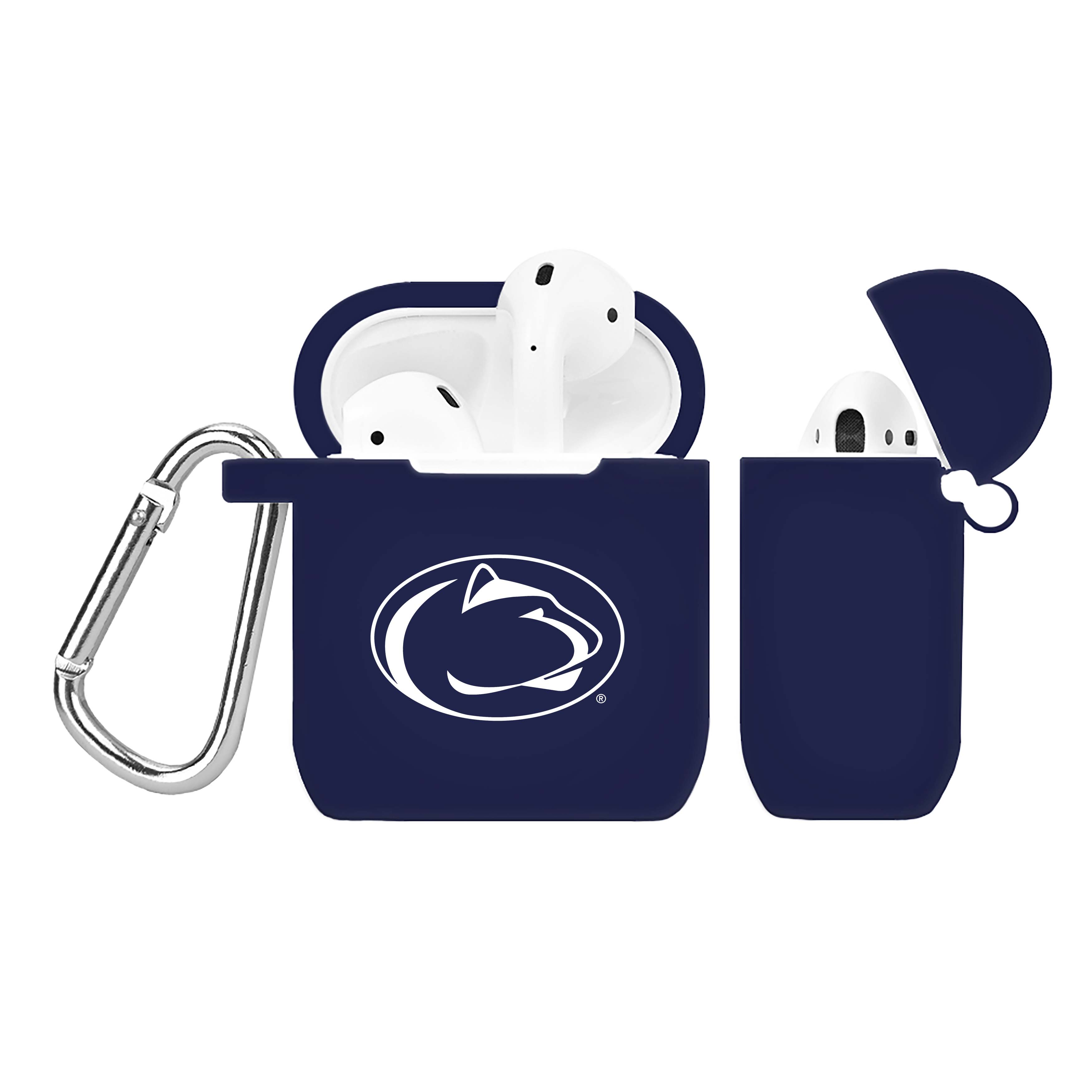 NCAA Penn State Nittany Lions Navy Blue AirPod Case
