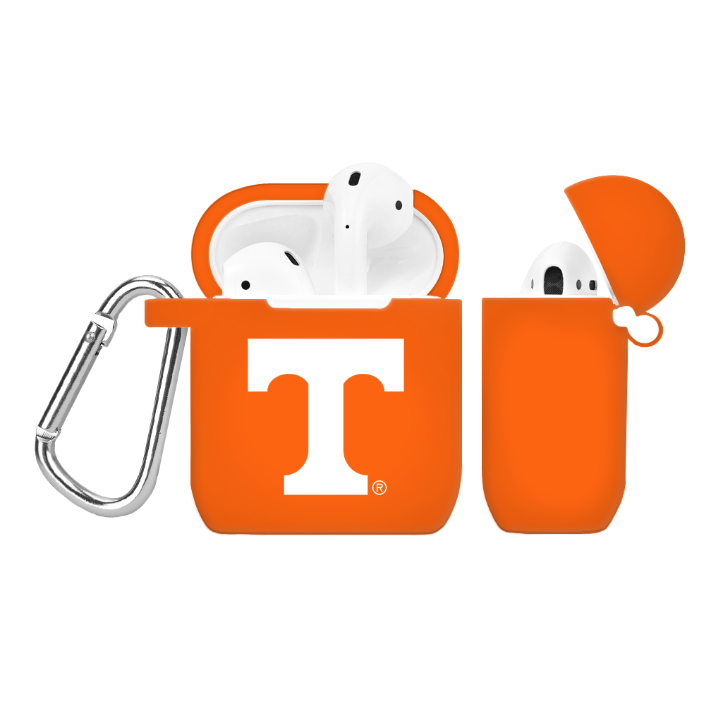 NCAA Tennessee Volunteers Orange AirPod Case