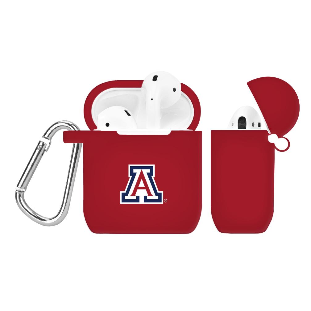 NCAA Arizona Wildcats Red AirPod Case