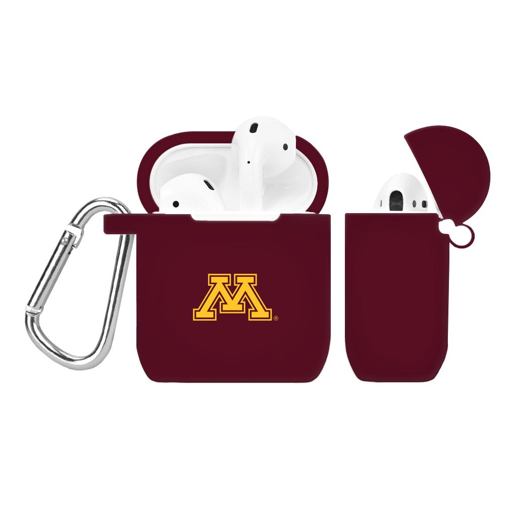 NCAA Minnesota Golden Gophers Maroon AirPod Case
