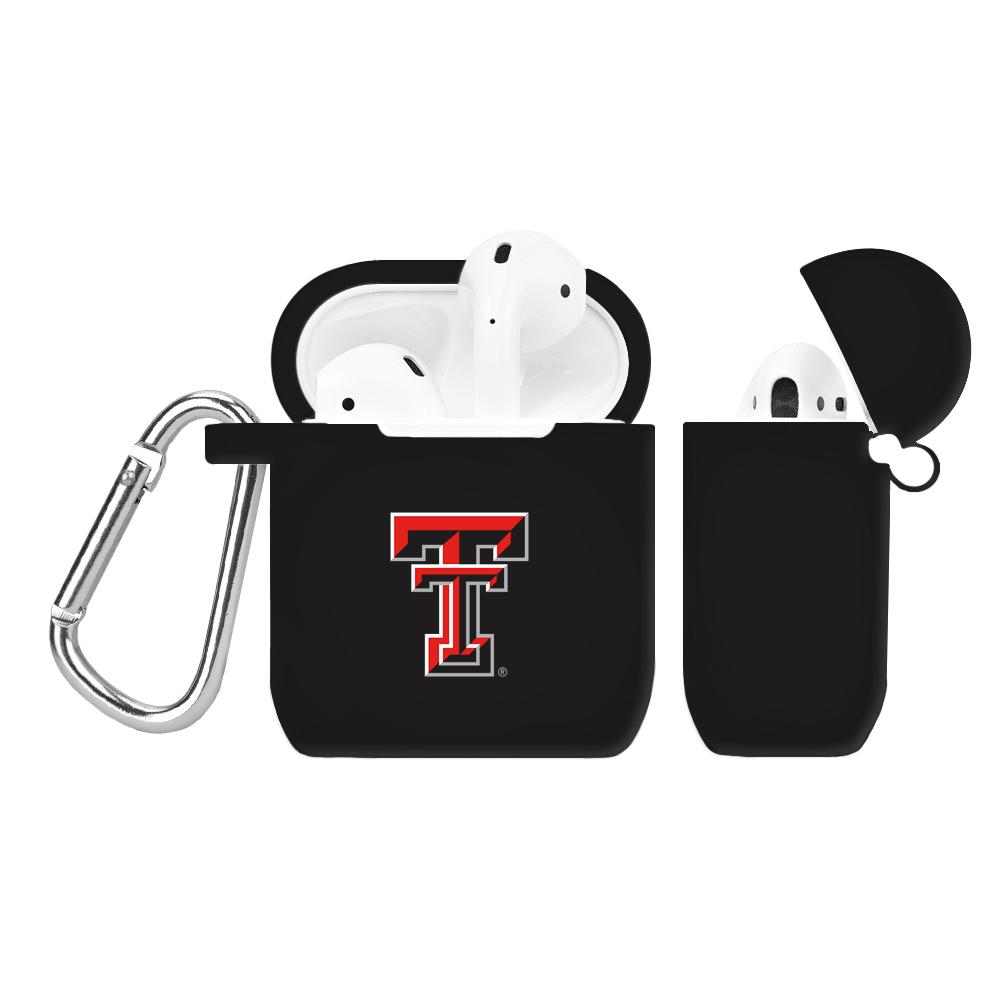 NCAA Texas Tech Red Raiders AirPod Case