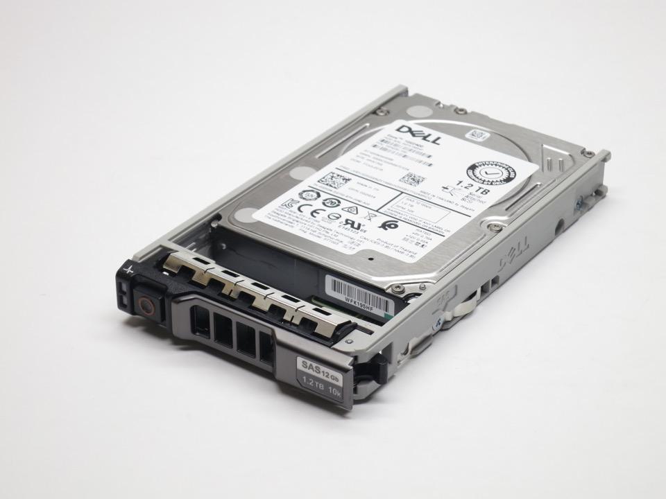 """G2G54 DELL 1.2TB 10K SAS 2.5/"""" 12Gb//s HDD 14G KIT FS"""