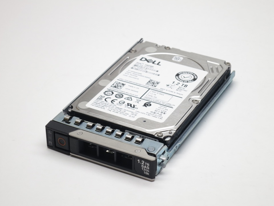 "400-AVPG DELL 1.2TB 10K SAS 2.5/"" 12Gb HDD KIT FOR R640 R740 R740XD R940 C6420 FS"