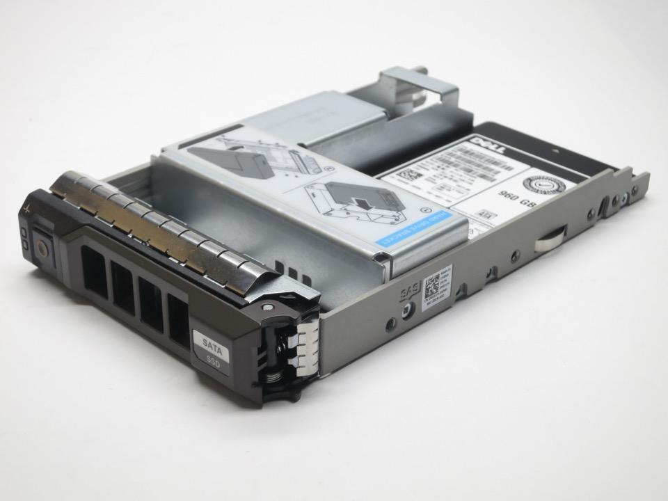 "400-AMHU DELL 480GB MLC SATA 2.5/"" 6Gb//s SSD SM863a SERIES MIXED USE 13G KIT NOB"