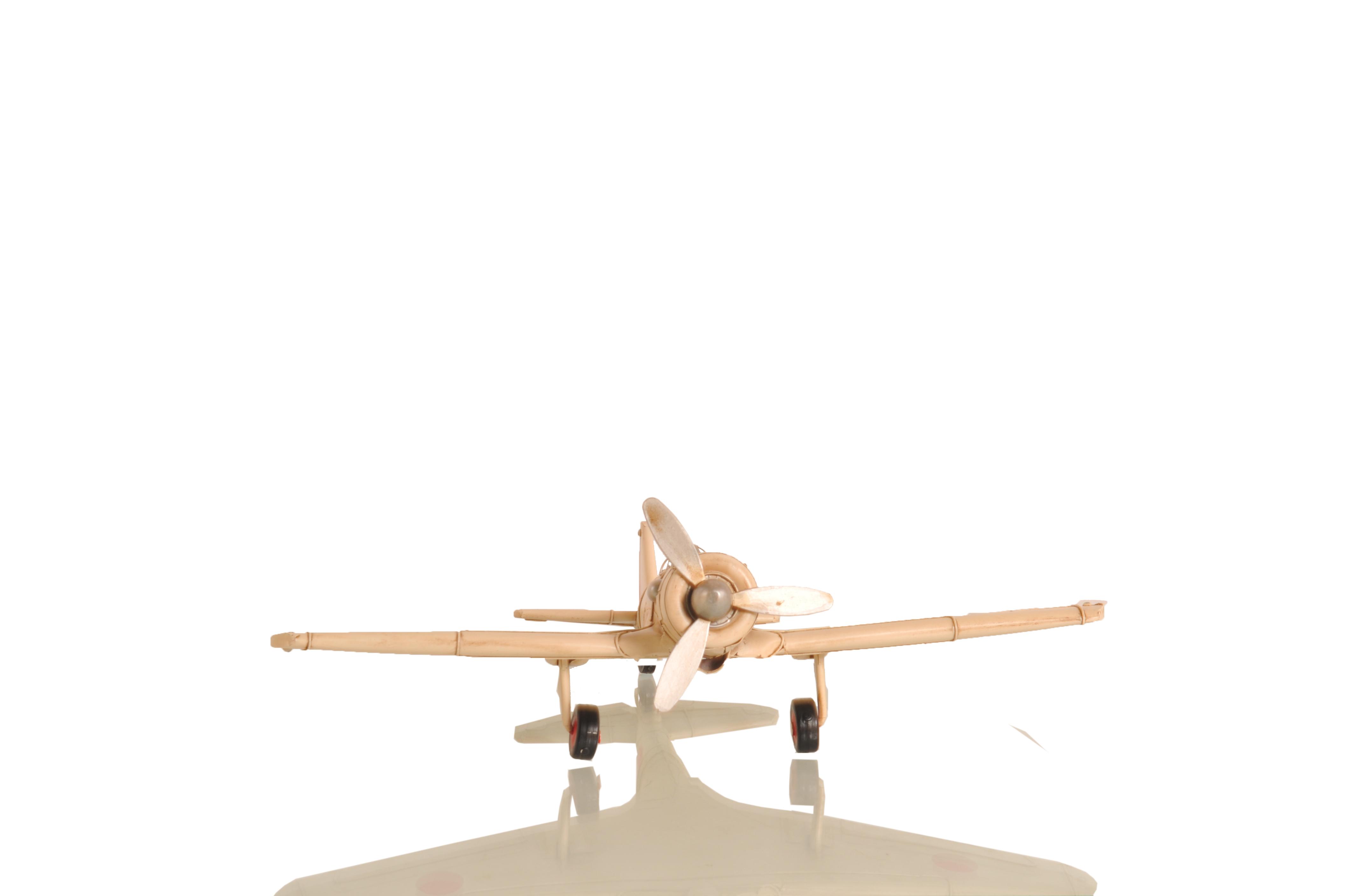 1943 Nakajima Ki-43 Oscar Fighter