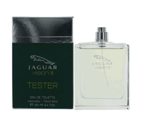 jaguar vision ii for men eau de toilette spray 3 4 oz new. Black Bedroom Furniture Sets. Home Design Ideas